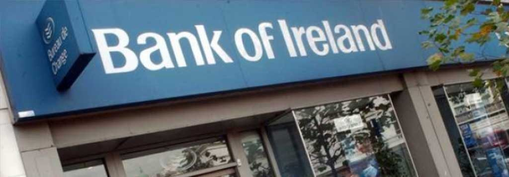 Bank of Ireland Exchange Rate Photo