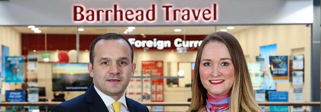 Barrhead Travel Exchange Rate