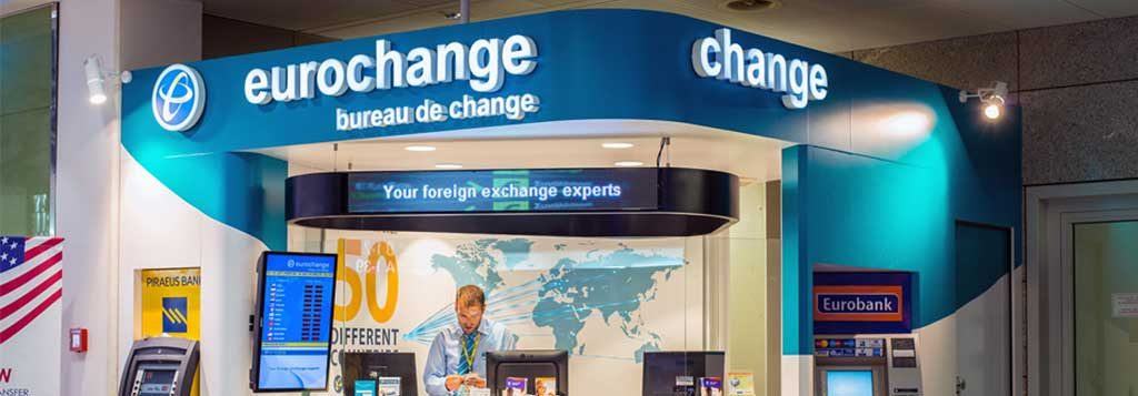 Eurochange Exchange Rate Photo