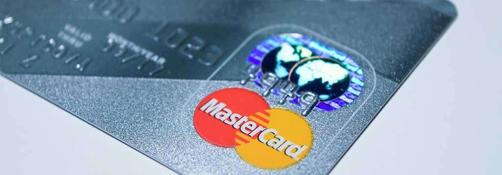 Mastercard Exchange Rate Credit Card Photo