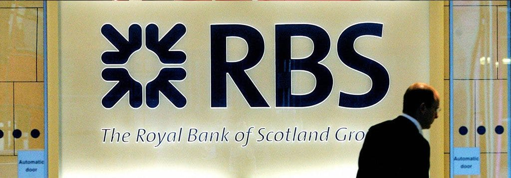 RBS Exchange Rate Photo